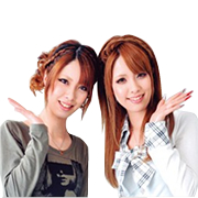 TWIN STAR(ツインスター)姉:サッキーナ 妹:イヨリーナ